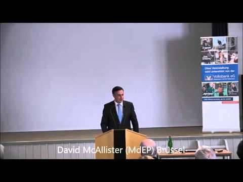 Das Bundesland Niedersachsen und die Zukunft der Europäischen Union