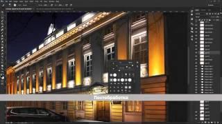 видео Архитектурная подсветка