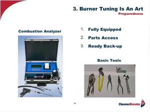 The Art of Boiler Tuning - February 2014