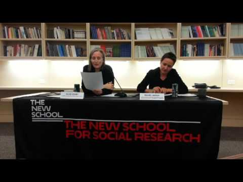2016 Heuss Lecture: The Dialectics of Progress: Rahel Jaeggi