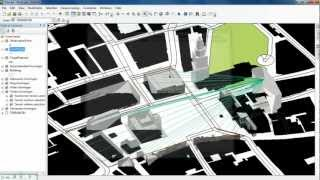 How to: creating 3D lines of sight in ArcScene by Erwin