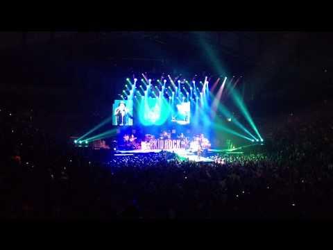 "Kid Rock ""Redneck Paradise"" live at Allen County War Memorial Coliseum March 26, 2013"