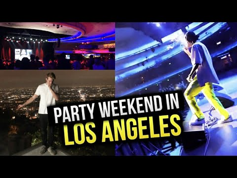 Weekend in LA ft. Wiz Khalifa & Parties