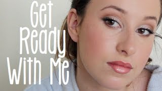Get Ready With Me: Simple, Chic Night Out Makeup Thumbnail