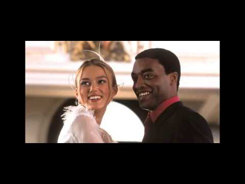 Interracial relationships in films (Monster's ball, Love actually, The bodyguard)
