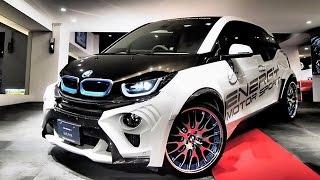 Eve Ryn Restyled BMW i3 Is A Radical Change