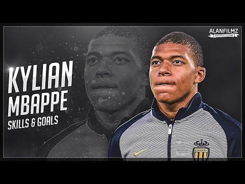 kylian mbappe 2017 skills goals assists hd