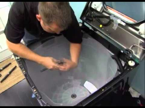 Whirlpool Cabrio Bearing Replacement Youtube