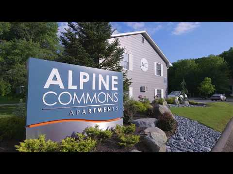 Apartments in Amherst MA for Rent   Alpine Commons Apartments