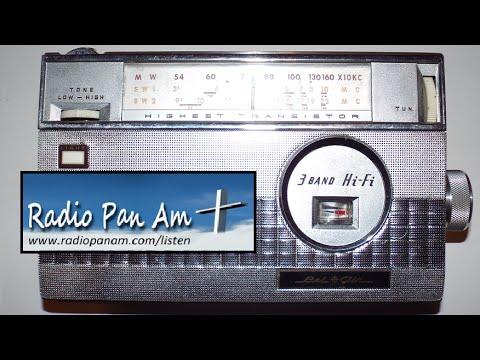 Bel Air 8TP803 - Pan American Broadcasting (Madagascar)
