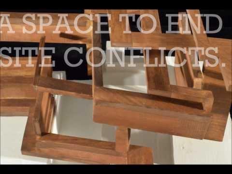 Pratt Institute School of Architecture. D-101. Design Process