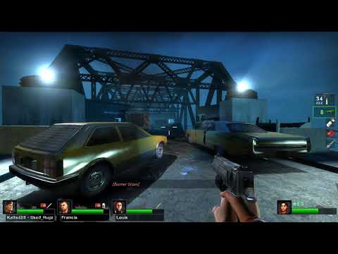 L4D2 WITH PUBS! [Not exactly smooth sailing]