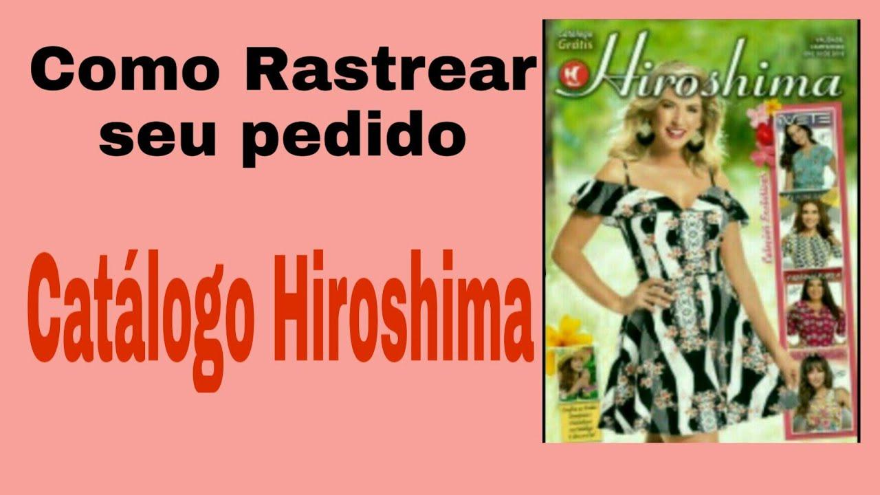 738c34771 Como RASTREAR o pedido do catálogo Hiroshima - passo a passo - Cláudia  Fontenelle
