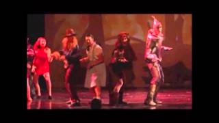 Jitterbug Dance Break (Wizard of Oz)