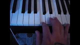 Как научится на синтезаторе Белые розы.