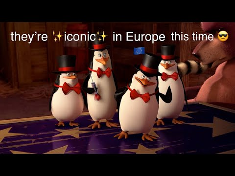 Download penguins of madagascar being iconic part 3