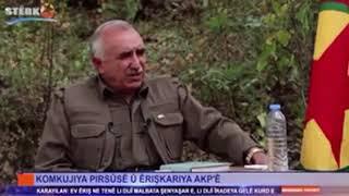 Murat Karayılan'ın Suruçta ki esnaf aileye saldıranlar ile ilgili açıklaması