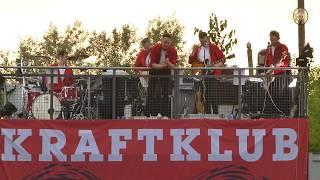 Kraftklub - Fan von Dir Live in Berlin 05.06.2017