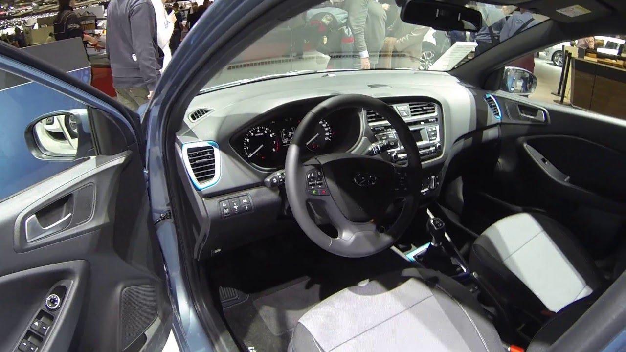 Hyundai I20 Mk2 Obd2 Diagnostic Port Location Youtube