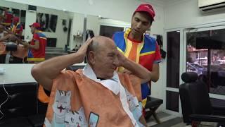 عمو صابر الحلاق -amo saber the barber