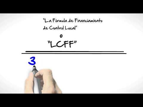 LCFF for  Aspire Antonio Maria Lugo Academy