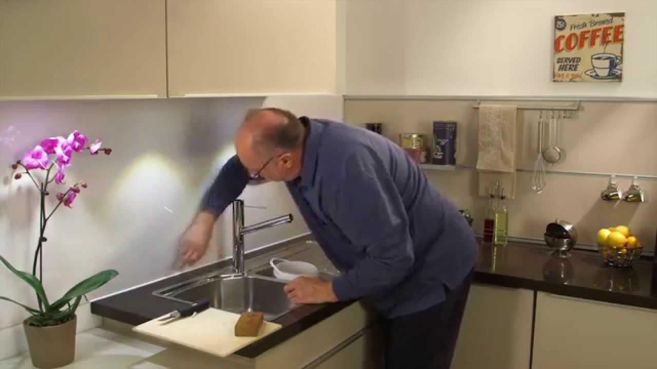 C Mo Sellar El Lavaplatos De Tu Cocina Youtube