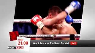 Sportitalia: Giodi Scala vs Emiliano Salvini w Fightkubie!