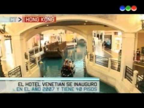 Clase Turista Hong Kong (Telefe) 04/08/2010 Parte 3 Yanina (Cirque Du Soleil)
