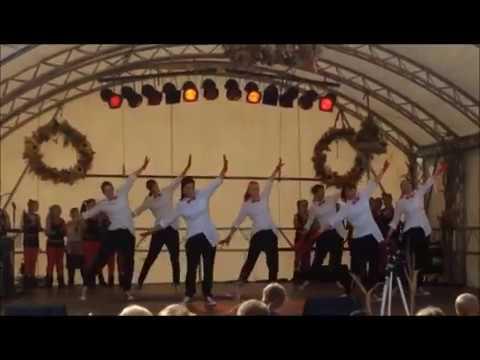 Tanzstudio T.A.B.U. 2016  District 29 Markttage
