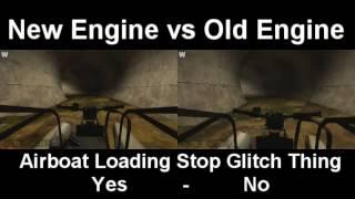 Half-Life 2 Speedrunning New Engine vs Old Engine comparison