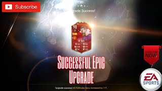 Fifa Online 3 Upgrade to +8 - +9 and Open pack Part 03