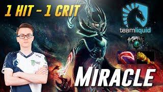 Miracle Phantom Assassin 1 HIT 1 CRIT - Dota 2 Pro MMR Gameplay