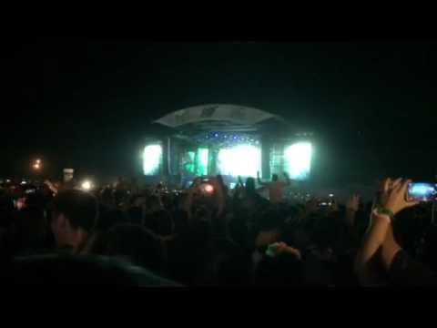 Alesso - Barcelona Beach Festival '16