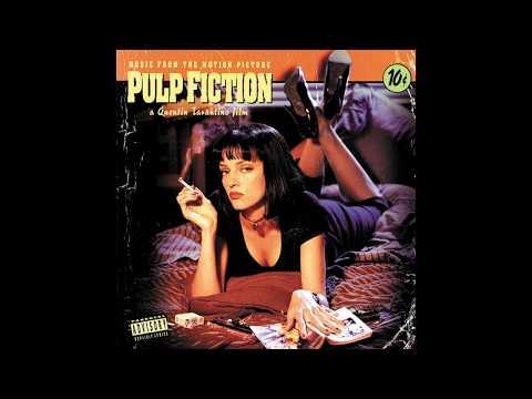pulp fiction vinyl side A