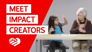 Meet some of the YouTube creators making an impact.