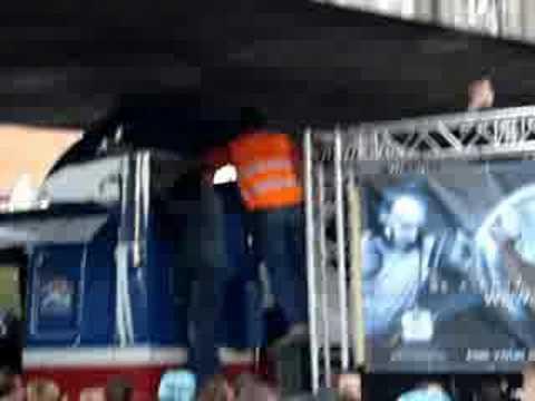 City Parade 2008 Liege/Belgium Illusion/DJ Wout