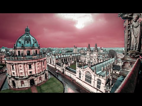 Oxford University. Университет Оксфорд, Великобритания. Oxford, England. Жизнь и Учеба в Англии