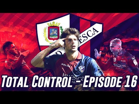 Total Control - SD Huesca - #16 A Dereliction Of Duty!  | Football Manager 2019