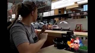 Конвейерные суши в Японии