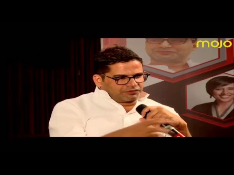 Exclusive: Prashant Kishor in conversation with Barkha Dutt Live from IIT Delhi.