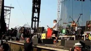 NOFX LIVE @Riot Fest 2012, Chicago, 1