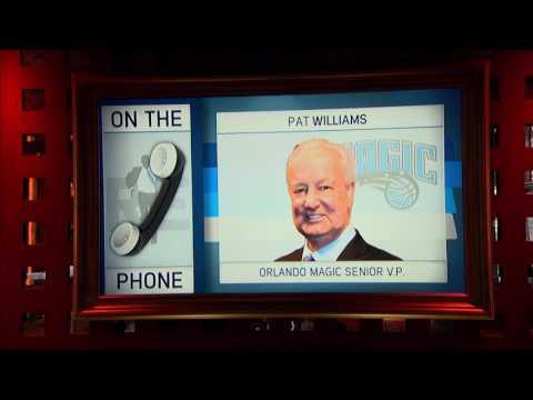 Orlando Magic Senior VP Pat Williams Responds to Doc Rivers to Orlando Rumors - 5/16/17