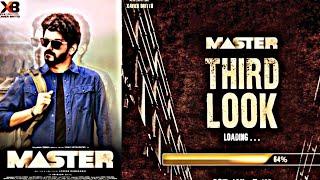 Official: Master 😎Third look😎 Release Time   Thalapathy 64   Master vijay   Anirudh   Vijay 64