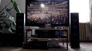 Скачать Wharfedale Vardus VR400 Teszt Adele Live At The Royal Albert Hall Someone Like You