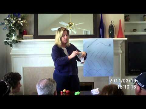 Patricia McNair Process Speech