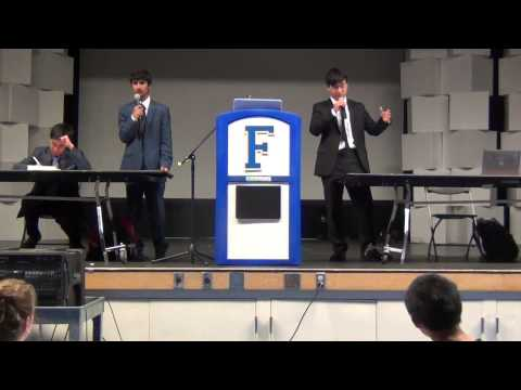 Showcase Round - Foothill Speech and Debate - June 2015