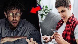 قام بسرقة بطاقة ائتمان والده .. لن تصدق ماذا فعل بها !!