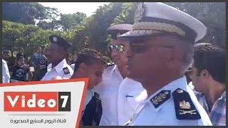 ما يجيبها إلا ستاتها.. الشرطة النسائية تحذر المتحرشين: اللى هيقرب مكانه السجن (فيديو)