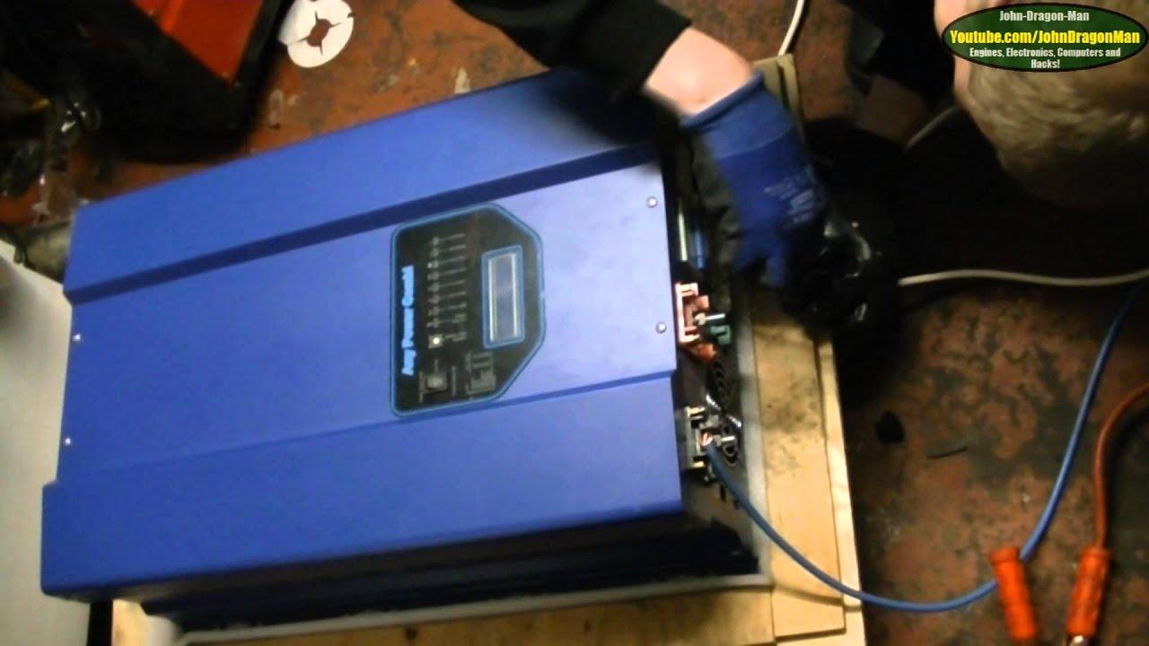 Battery Backup Power Supply