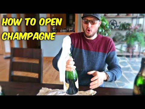 Download Youtube: You've Been Opening Champagne Wrong!